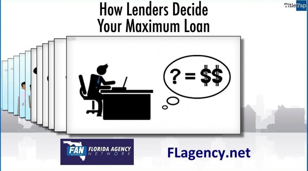 Home Car Loan Combined Net Income