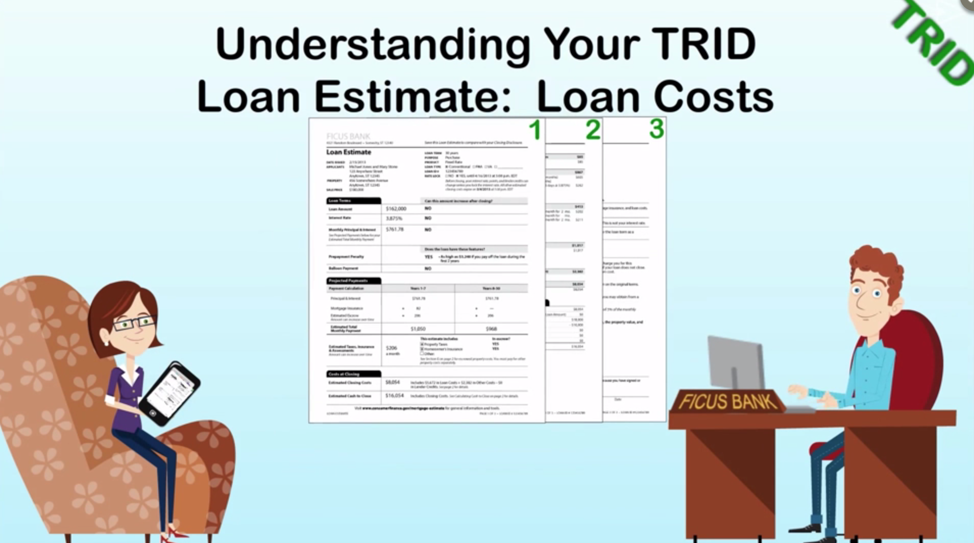 Understanding Your Loan Estimate: Page 2, Loan Costs - Florida Agency Network