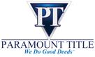 paramount title logo
