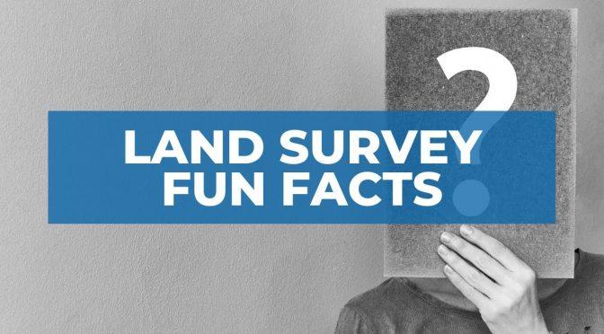 land survey fun facts